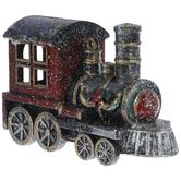 Train Locomotive Ornament