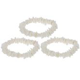 White Shell Bracelets