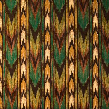 Southwest Striped Cotton Calico Fabric