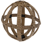 Rattan Decorative Sphere