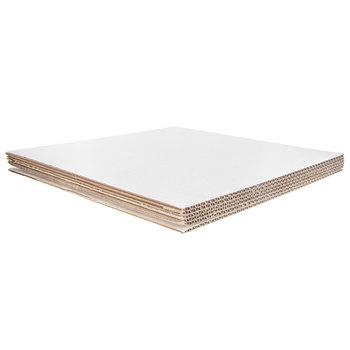 """White Square Cake Boards - 14"""" x 14"""""""