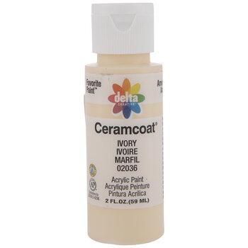 Ivory Ceramcoat Acrylic Paint