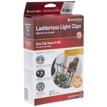 Ladderless Light Clips