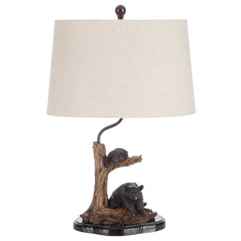 Lazy Bears Lamp