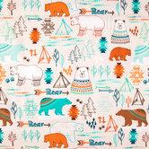 Sweater Bear Apparel Fabric