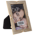 Gold Metal Frame With Rhinestones - 2 1/2