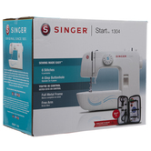 Start Sewing Machine