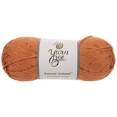 Pumpkin Tweed Yarn Bee Tweed Indeed Yarn