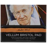 """Vellum Bristol Paper Pad - 14"""" x 17"""""""