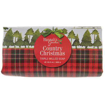 Country Christmas Triple Milled Soap