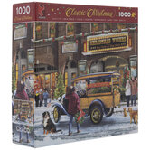 Village Playhouse Christmas Wishes Puzzle