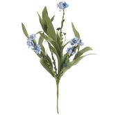 Blue Flower & Berry Pick