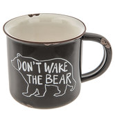 Don't Wake The Bear Mug