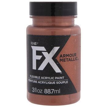 Armour Metallic Flexible Acrylic Paint