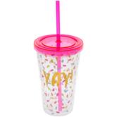 Yay Confetti Cup