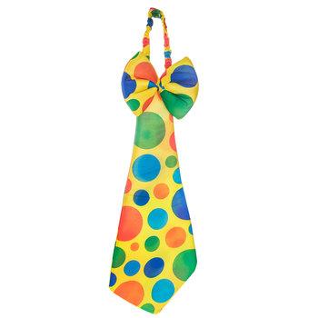 Polka Dot Clown Tie