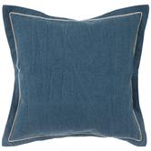 Blue Duck Pillow Cover