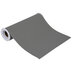 Gray Faux Leather Wide Ribbon - 8
