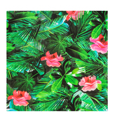 Tropical Floral Bulletin Board Paper Roll