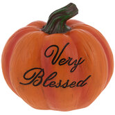 Very Blessed Pumpkin