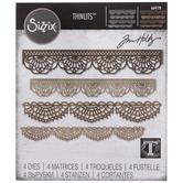 Sizzix Thinlits Crochet Dies