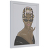 Woman With Headwrap Framed Wall Decor