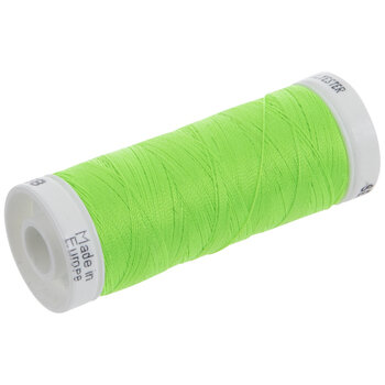 1258 Neon Green All Purpose Polyester Thread