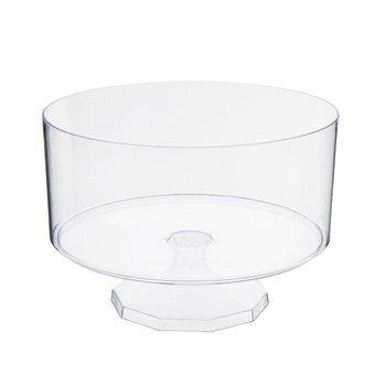 Stemmed Trifle Bowl