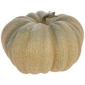 Green Speckled Pumpkin