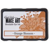 Orange Blossom Blendable Dye Ink Pad