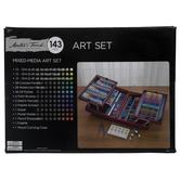 Mixed Media Art Set - 143 Pieces