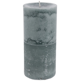 Mint & Eucalyptus Pillar Candle