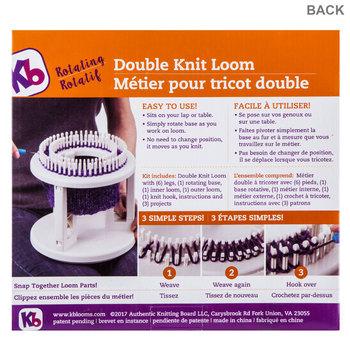 Double Knit Loom