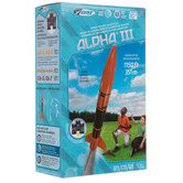 Alpha III Model Rocket Kit