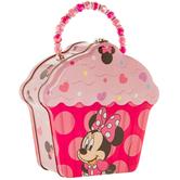 Minnie Mouse Cupcake Purse Tin