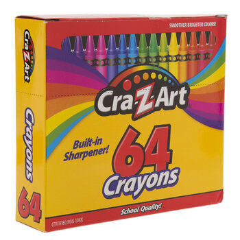 Crayons - 64 Piece Set
