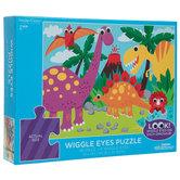 Dinosaurs Wiggle Eyes Puzzle