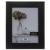 Black Distressed Wood Wall Frame - 9