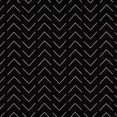 Black & White Mudcloth Inspired Cotton Fabric