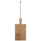 Noel Mini Cutting Board
