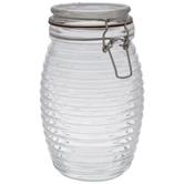 Beehive Glass Mason Jar - Large
