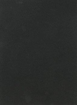 "Black Self-Adhesive Foam Sheet - 9"" x 12"""