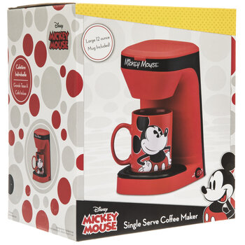 Mickey Mouse Single Serve Coffee Maker