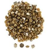 Metallic Bead Mix