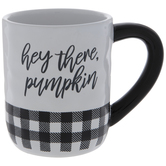 Hey There Pumpkin Mug