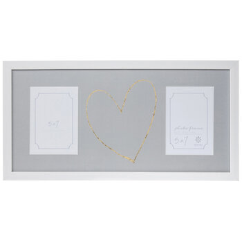 Heart Collage Wall Frame