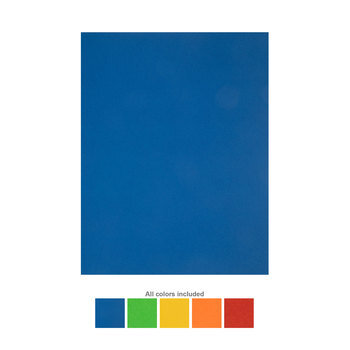 """Primary Cardstock Paper Pack - 8 1/2"""" x 11"""""""
