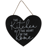 Heart Of The Home Wood Wall Decor