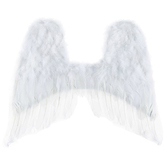 "16"" White Toddler Angel Wings"