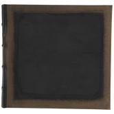 Black & Gold Burnished Photo Album